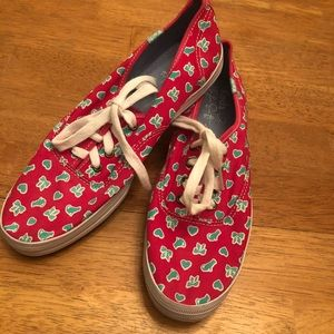 Keds Taylor Swift sneakers, like new cond sz 7.5